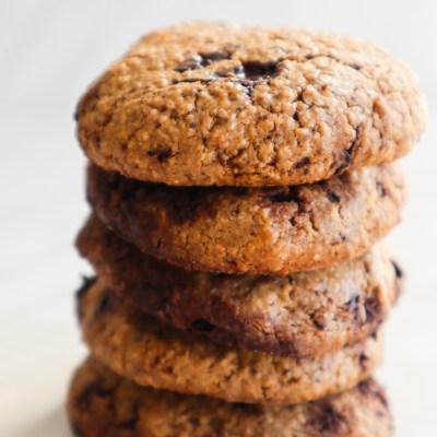 How To Make Oatmeal Cookies (No Flour Recipe)