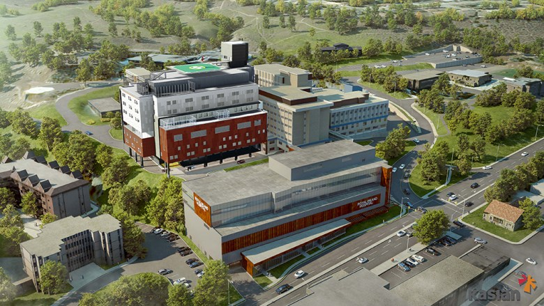 Royal Inland Hospital New Patient Care Tower