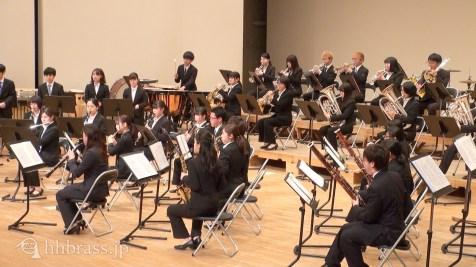 「第69回函館地区吹奏楽祭」に参加