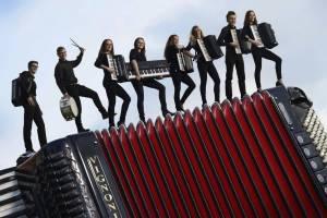 Jugend-Ensemble in Düsseldorf