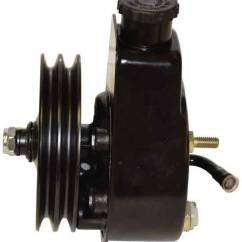 1972 Chevy 3 Wire Plug Diagram 1964-1972 Rebuilt Power Steering Pump & Pulley By Cpp