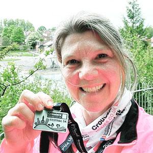 Julia race photo