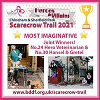 Most Imaginative Scarecrow Trail Image