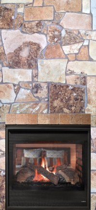Black Moss Stone Fireplaces - Hearth and Home Distributors ...