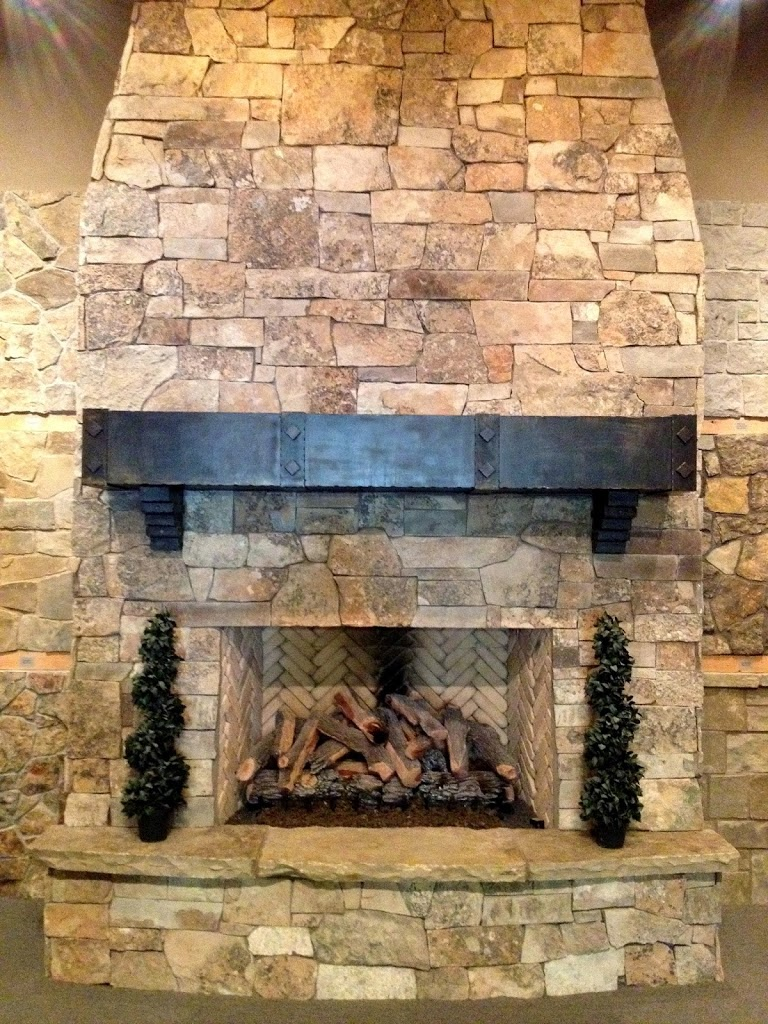 Black Moss Stone Fireplaces  Hearth and Home Distributors