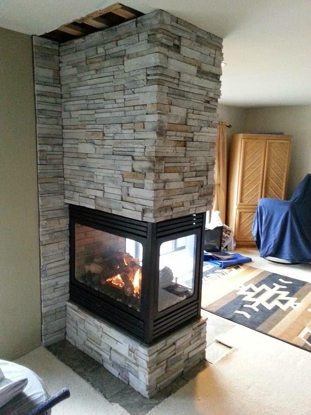 Stone Amp Brick With Peninsula Fireplaces Hearth And Home Distributors Of Utah LLC