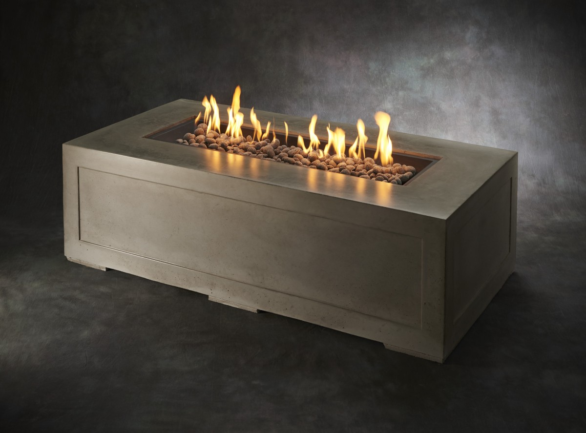 Outdoor Greatroom Company Linear Cove 1242 Fire Pit