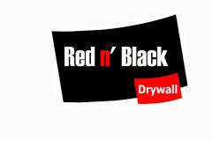 Red n' Black Drywall