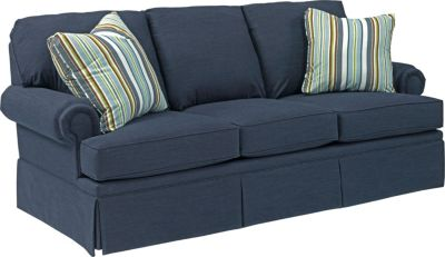 broyhill sleeper sofa sectional bed macys jenna queen