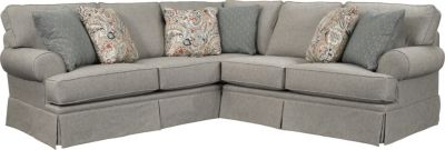 broyhill sleeper sofa pottery barn cameron slipcovered reviews emily furniture 6262 3 4022 ...