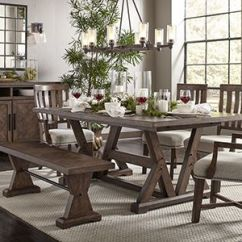 Dinning Room Table And Chairs Neutral Posture Xsm Chair Dining Kitchen Sets Broyhill Furniture Tables