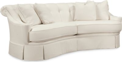 raymour and flanigan leather living room furniture swivel reclining chairs for sofa thomasville markham impressions ...