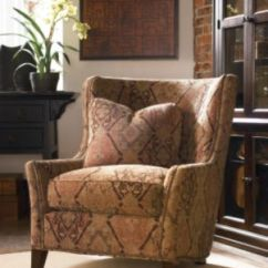 Wingback Office Desk Chair Counter High Marquis | Thomasville Furniture