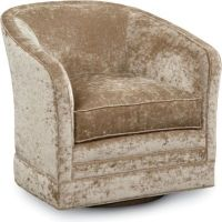 Sutton Swivel Base Chair | Living Room Furniture ...
