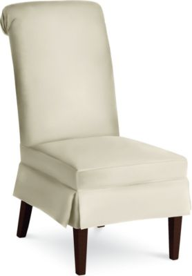 Jaydn Dining Chair with Skirt  Living Room Furniture  Thomasville Furniture