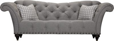 thomasville benjamin sofa adjustable legs sofas - living room   furniture