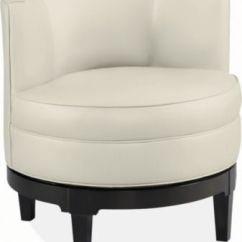 Swivel Club Chair With Ottoman Graco High Replacement Cover Uk Living Room Chairs Armchairs Thomasville Furniture Anja