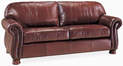 thomasville benjamin leather sofa theatres in trivandrum 2 seat (leather) | furniture