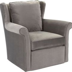 Swivel Chair And A Half Outdoor Cushions New Zealand Living Room Chairs Armchairs Thomasville Furniture Delia