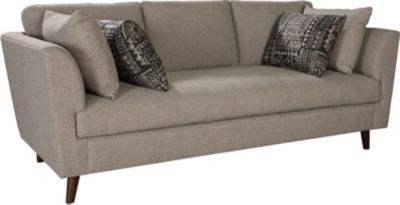 bianca futon sofa bed review black wooden legs sofas living room thomasville furniture ed ellen degeneres holmby crafted by