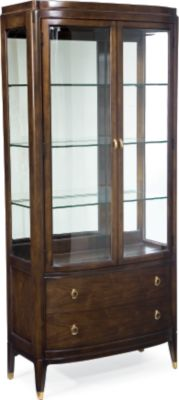 Bunching Curio Cabinet | Dining Room Furniture ...