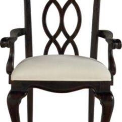 Dining Chair Upholstery Mission Style Rocking Tate Street Arm (black Cherry) | Thomasville Furniture