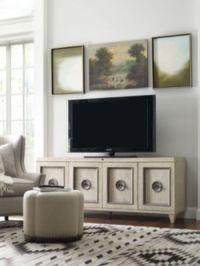 Miramar Entertainment Console (Velin)   Thomasville Furniture
