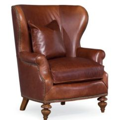 Leather Wingback Chairs Canada Walmart Chair Mat Ernest Hemingway Dinesen Thomasville Furniture