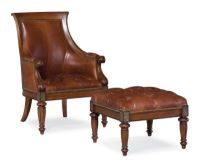 Ernest Hemingway Anson Chair (Leather) | Thomasville ...