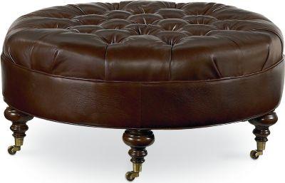 Regatta Round Ottoman  Thomasville Furniture