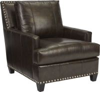 Beau Chair (Leather) | Thomasville Furniture