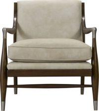 Ernest Hemingway Meastra Chair (Leather) | Thomasville ...