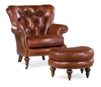 Vienna Chair (Leather) | Thomasville Furniture