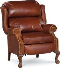 Thomasville Leather Chair | Sante Blog