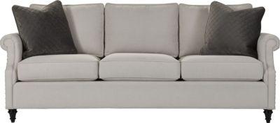 colonial wingback sofas meeks rococo revival sofa living room thomasville furniture ancil custom