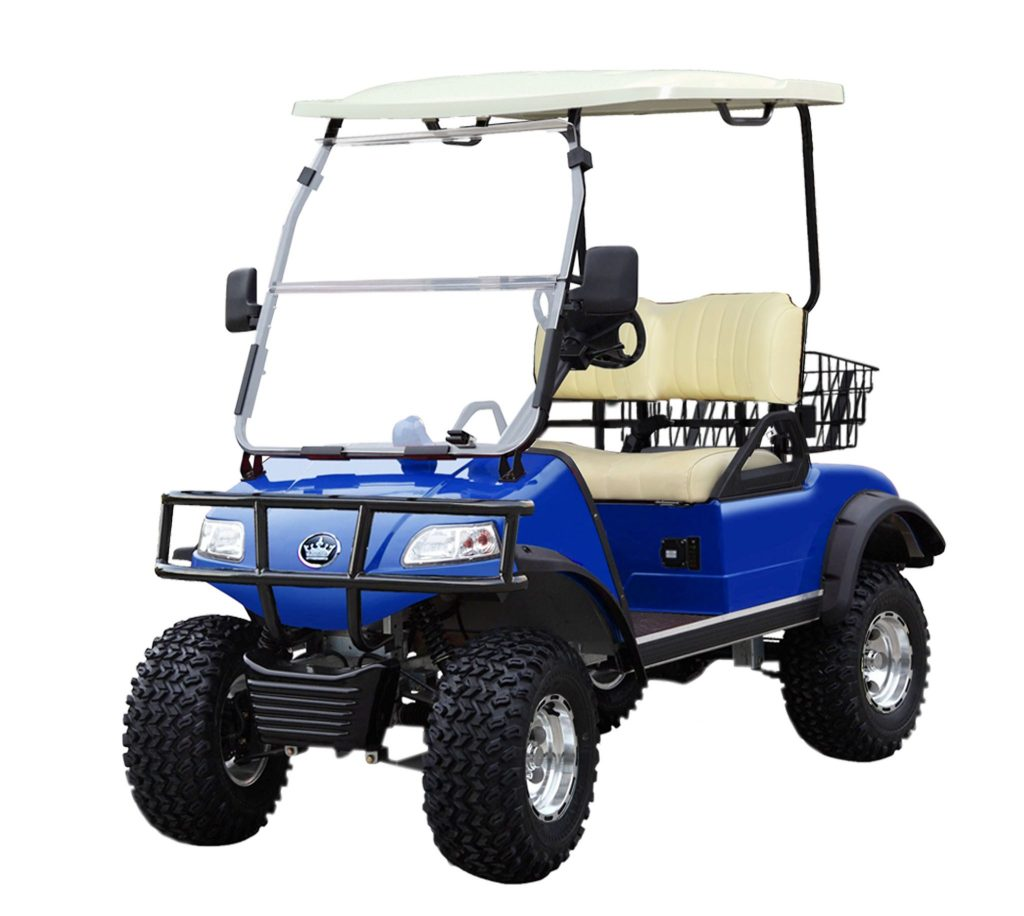 Blue Forester Evolution Cart