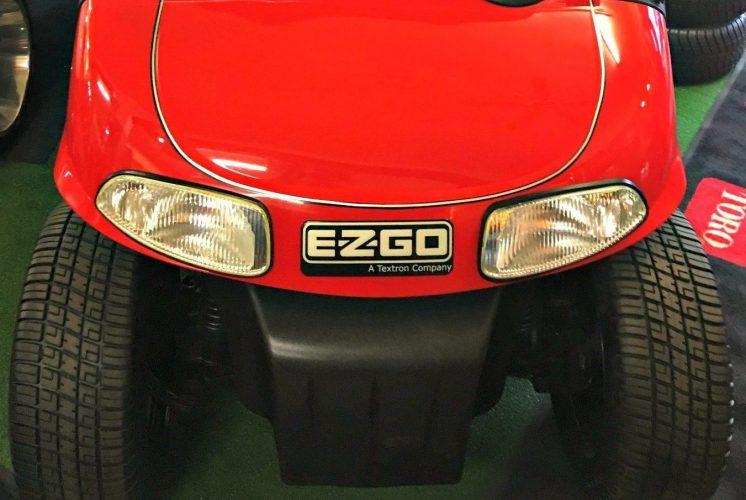 EZGO used 3