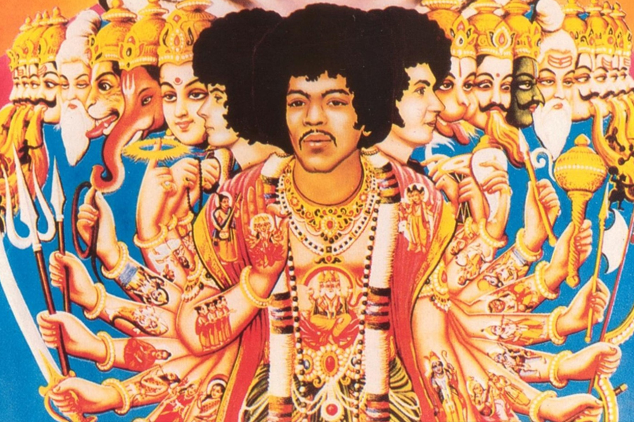 jimi hendrix facts axis bold as love
