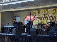 Hot August Night at the Puente Hills Concerts in the Park