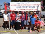 Parade July 2009 group