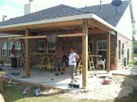 Patio Cover in Houston, TX - HHI Patio Covers