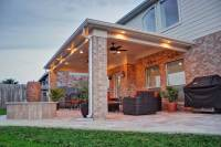 Patio Cover in Cypress, TX - HHI Patio Covers