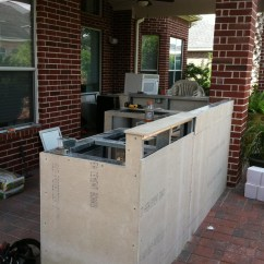 Outdoor Kitchen Covers Menards Islands Patio Cover And In Houston Hhi