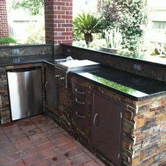 Outdoor Kitchen Covers What Is The Average Cost Of Refacing Cabinets Patio Cover 43 Hhi