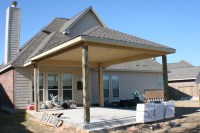 16 by 20 Patio Cover + Outdoor Kitchen - HHI Patio Covers