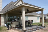 Patio Cover + Outdoor Kitchen - HHI Patio Covers