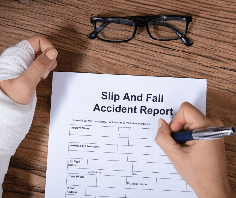slip and fall accident attorney