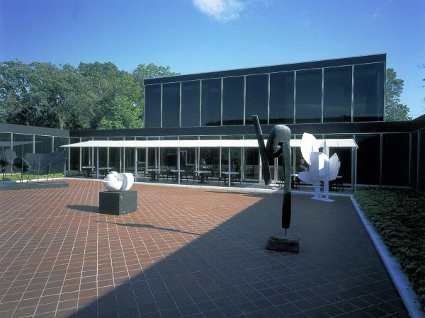 Albright-knox Art Renovations Hhl Architects