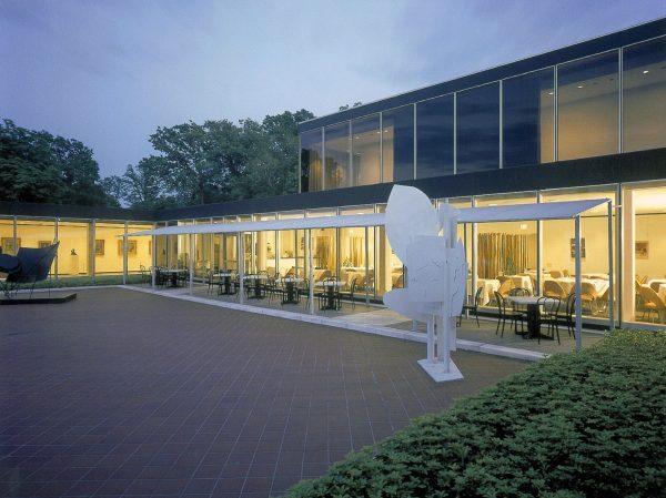 Albright-knox Art Renovations Hhl Architects