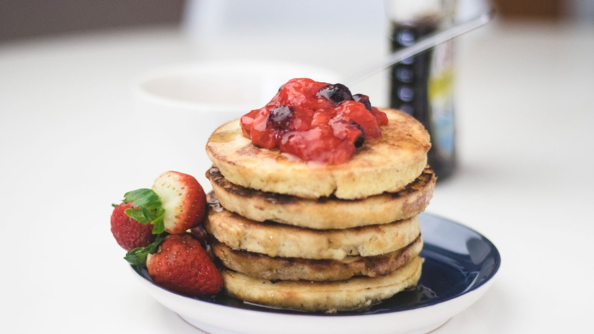 pancakes low carb